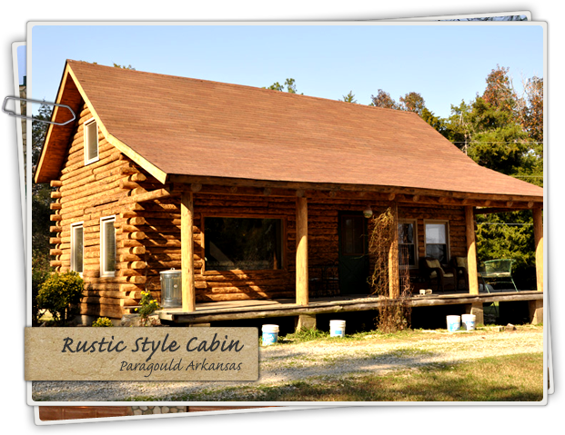 Log Cabin Exterior Maintenance